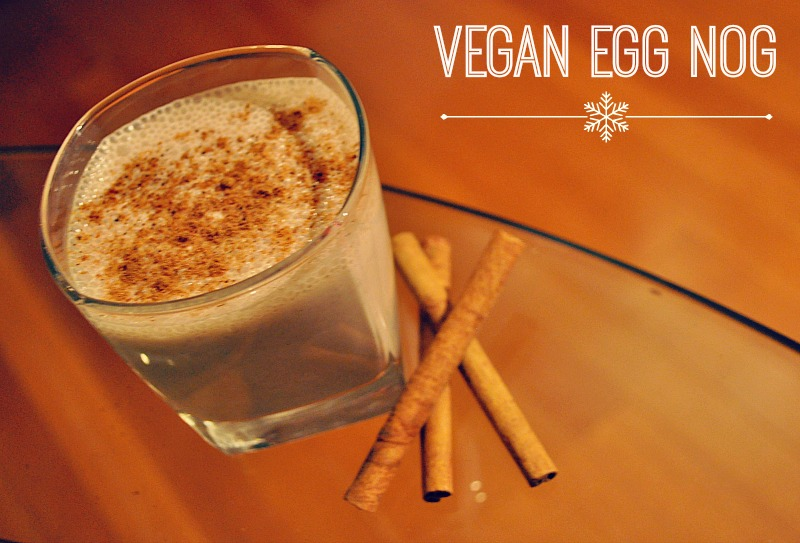 Healthy Egg Nog