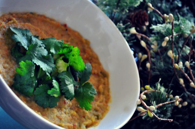 Cauliflower & Butternut Squash Stew