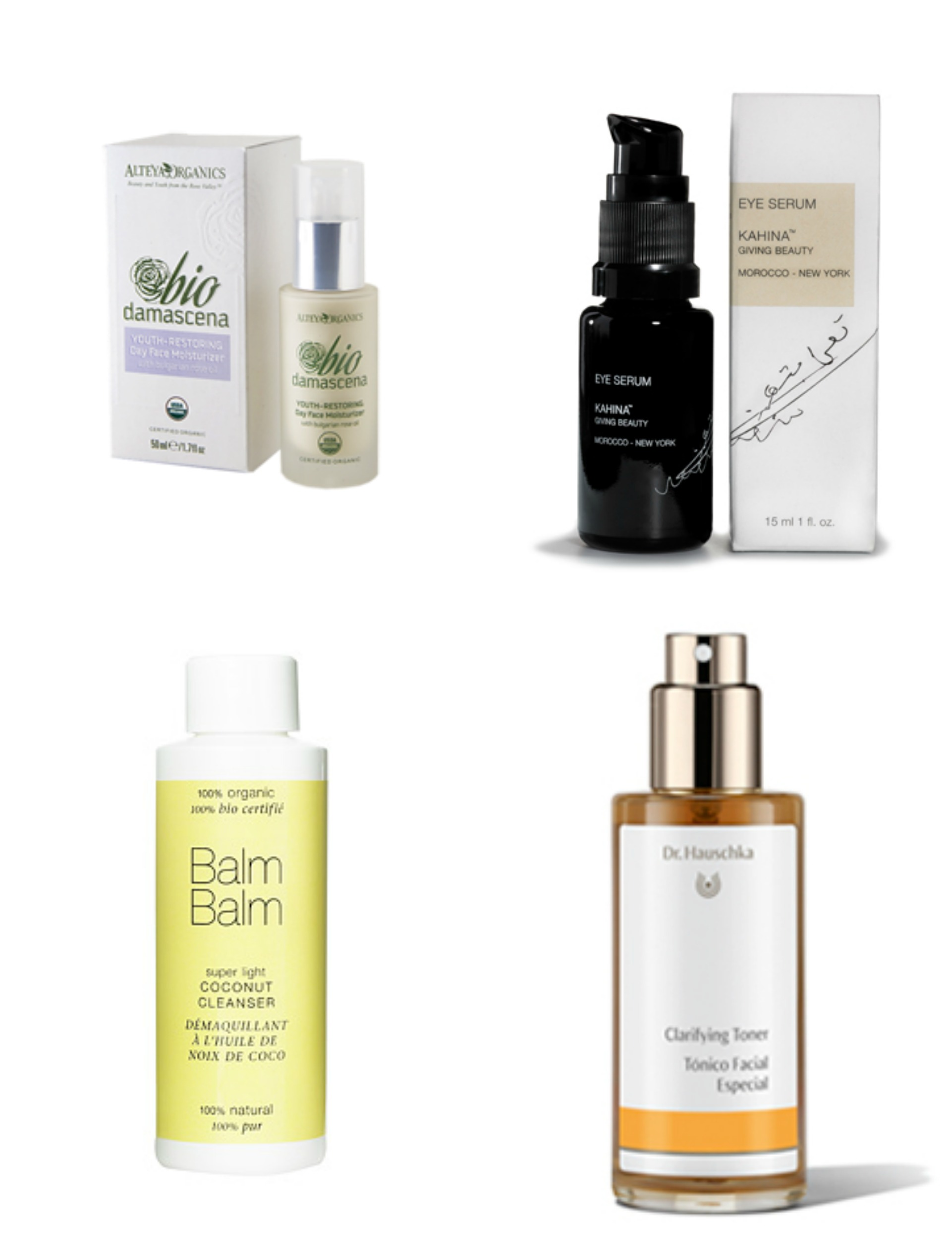 Organic Beauty Products for Changing Seasons