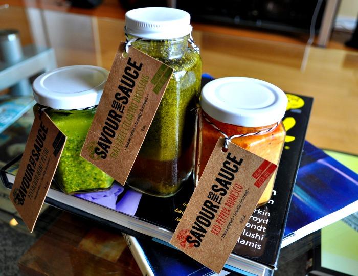Vegan, Gluten-Free and Delicious Ingredients: Savour This Sauce