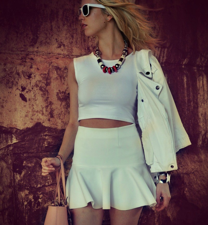 Summer Style: All White