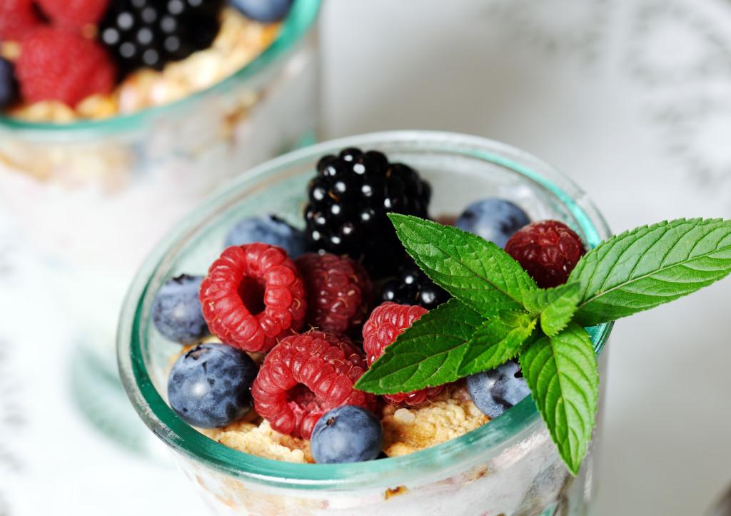 Taking a Peek at Functional Foods