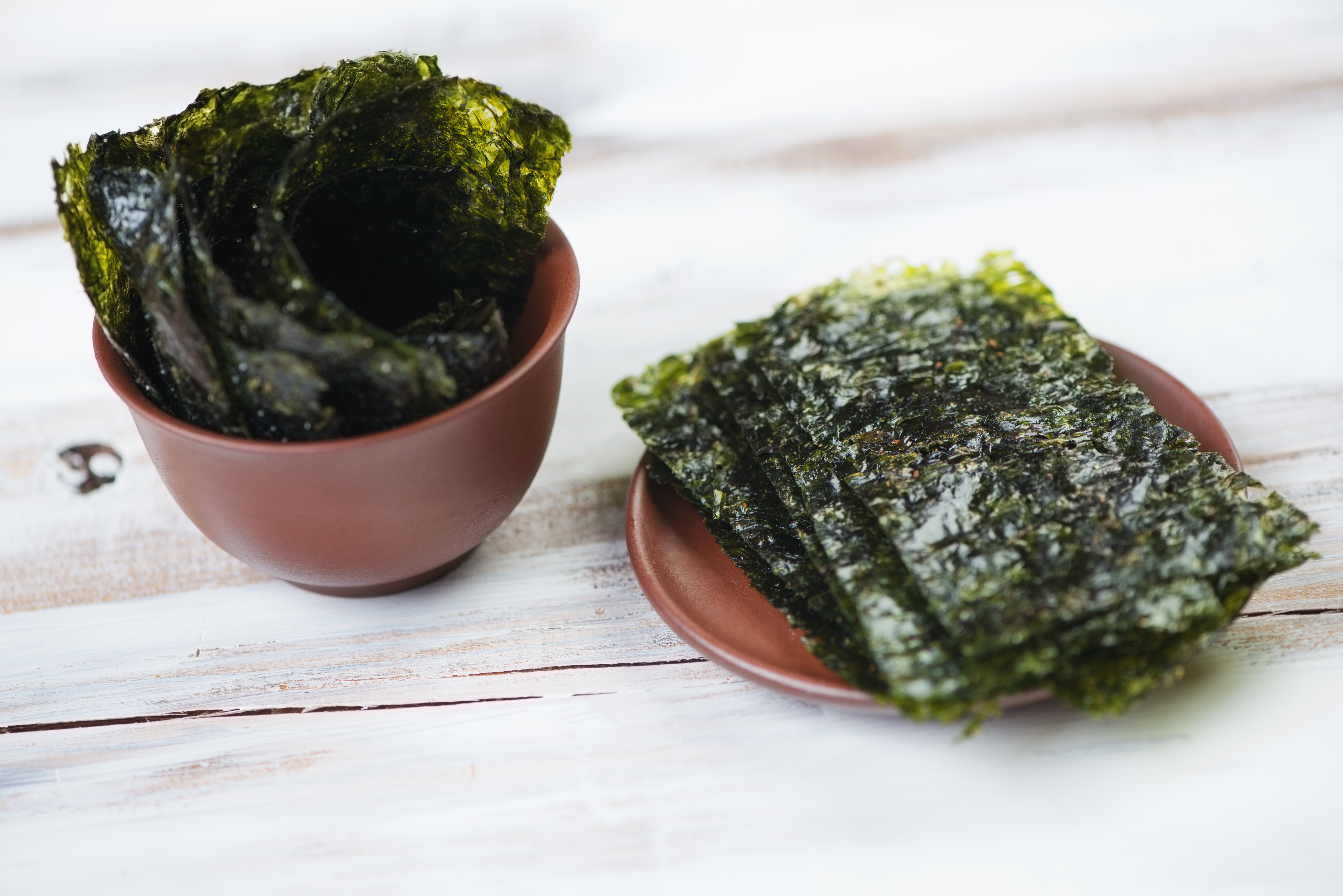 Seaweed: Super Sea Vegetables – Super Good For You!