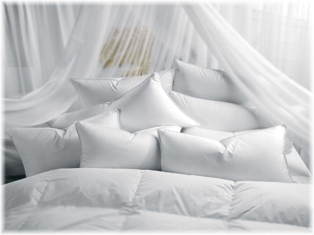 Pillow Talk: Choosing A Pillow For The Best Night's Sleep