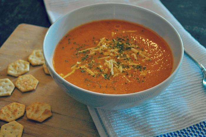 Vegan Tomato Soup For The Soul