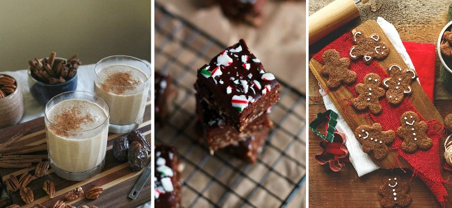 Vegan Christmas Recipe Roundup!