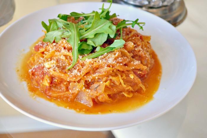 Plant Based Recipe: Spaghetti Squash