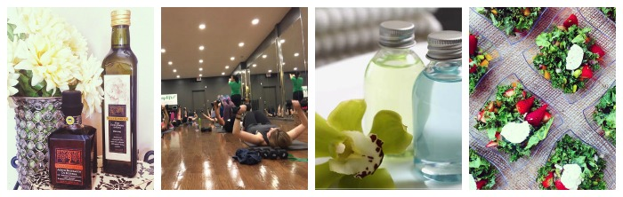 My Balanced Week: Uplift Chicago + Organic Olive Oil + Healthy Luncheons