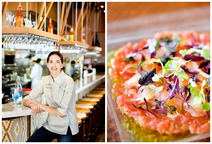 I'm a Balanced Babe and .. I'm an Award Winning Chef and Owner of Curate: Katie Button