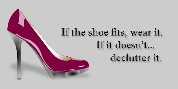 Closet Detox:  Can We Dress With Less?