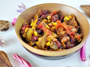 vegan grain free burrito bowl