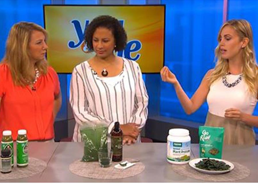 Blue Green Algae: Why I'm Adding Pond Scum To My Diet