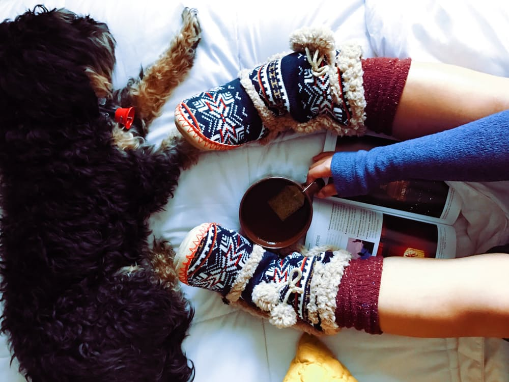 Time To Get Cozy As Sh*t: How To Hygge