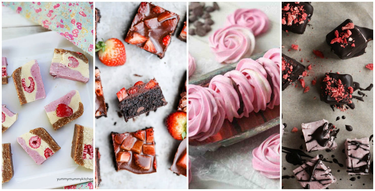 18 Healthier Valentine's Day Desserts (Gluten Free, Dairy Free, Grain Free, You Name It!)