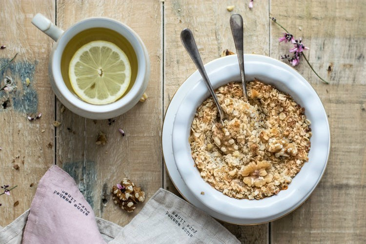 Why I Eat Oats: The Nutritional Benefits