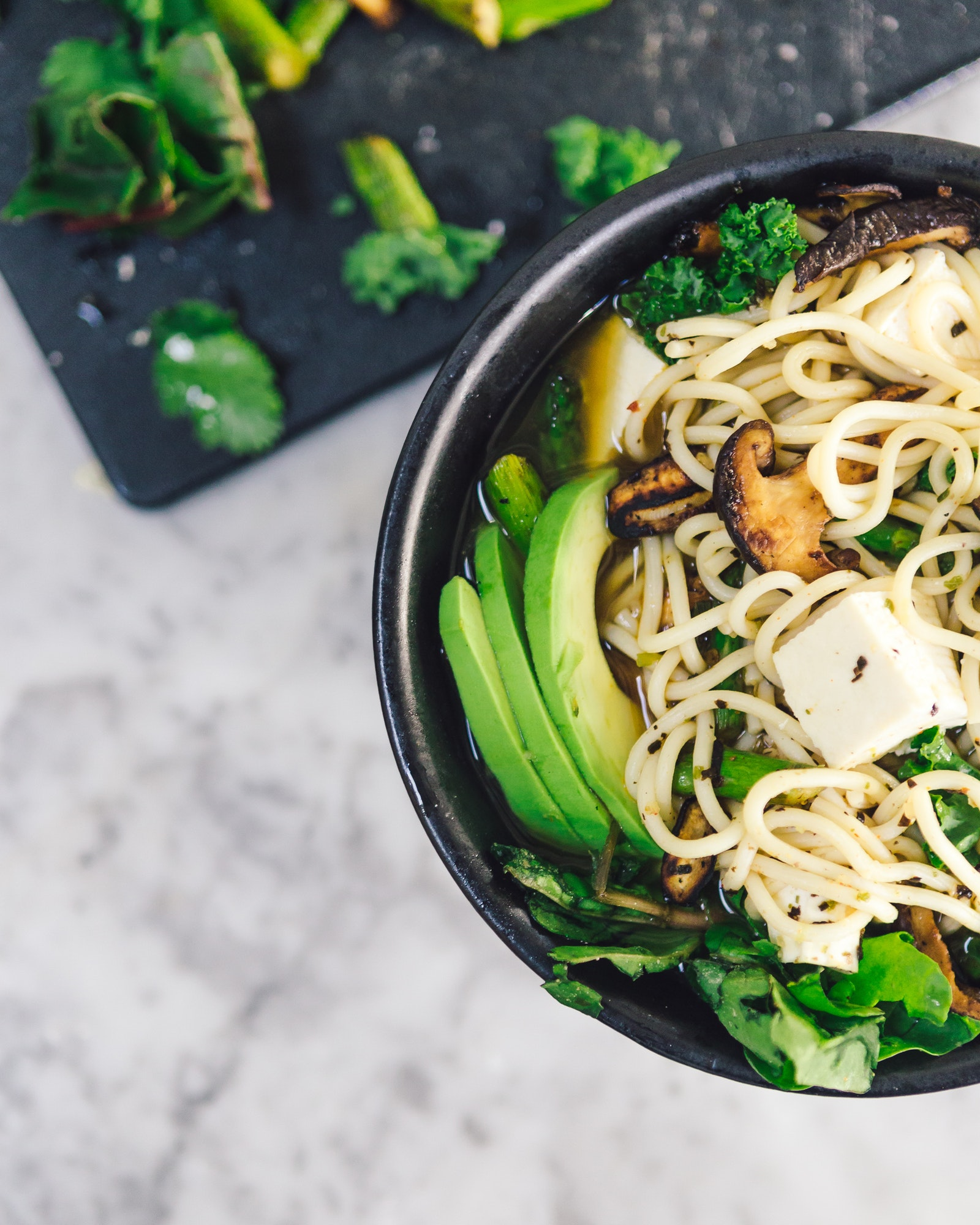 Shirataki Noodles: The zero carb